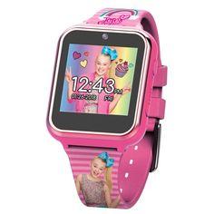 Jojo Siwa iTime Smart Kids Watch 40 mm, Girl's, Size: One size, Multi-color