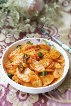 Spicy Nian Gao