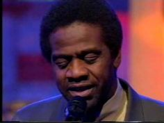 "Al Green ""How can you mend a broken heart"""