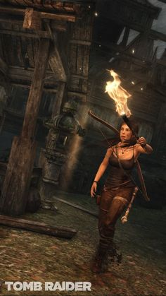 Tomb Raider- I've finally decided to play it and I love it (though it's very different from the original). I highly recommend it! Tomb Raider Reboot, Tomb Raider Video Game, Tom Raider, Tomb Raider 2013, Lara Croft 2, Tomb Raider Lara Croft, Rise Of The Tomb, Before Us, Video Games