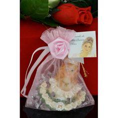 """Bolsita de organza con Iman """"Figura de Quinceañera"""" * Fav_065 * $1.85 www.centrosdemesasyrecuerdos.com"""