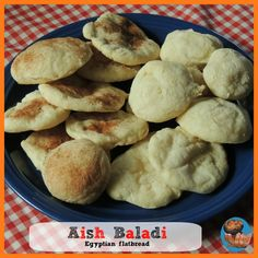Week (or Egypt party): Egyptian flatbread - Aish Baladi w Egyptian Food, Egyptian Recipes, Recipe Form, Around The World Food, Just Bake, Thinking Day, Time To Eat, Cooking With Kids, Bread Baking