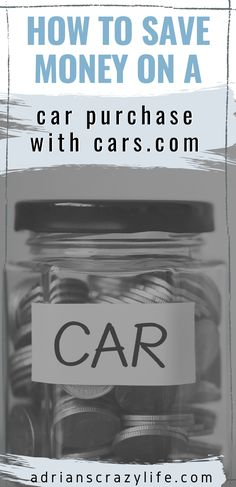 Getting a good deal on a car - either a new car or a used one, can be a long and challenging process. Cars.com has some terrific resources to help you accomplish the whole research step. #lifehacks #moneymanagement #thrifty #adrianscrazylife Ways To Save Money, Money Tips, Money Saving Tips, How To Make Money, Games To Win, Car Purchase, Money Savers, Crazy Life, Parenting Teens