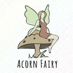 Acorn Fairy logo