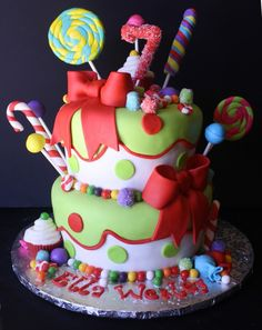 32 Awesome Picture Of Special Birthday Cakes