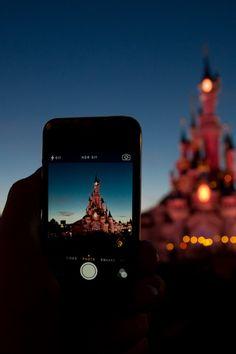 Afbeelding via We Heart It #castle #disney