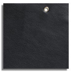 Edelman Leather Luv-A-Bull in Black LVB05