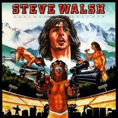 "Steve Walsh's 1980 release ""Schemer-Dreamer"""