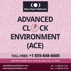 Blue Pearl Software's #ACE offers the capability to visualize clocks and asynchronous clock domain crossings in #RTL #designs to help users analyze their design for CDC metastability.