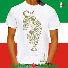 T-shirt in cotone manica corta  Bianca uomo/unisex & donna