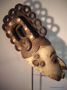 African Igbo / Ibo mask