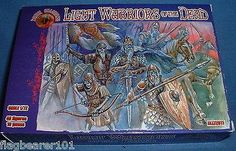 Alliance 72012 - Heavy Warriors Of The Dead, scale plastic model kit