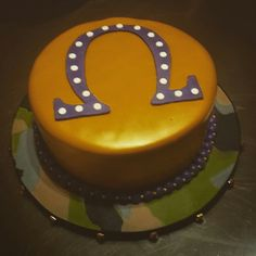 Omega Psi Phi Cake Omega Psi Phi, Dream Wedding, Wedding Day, Fraternity, Spikes, Sorority, Wedding Designs, Oven, Cupcakes