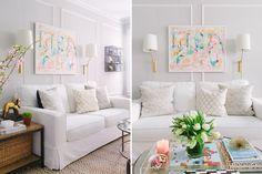 Farrow and Ball Cornforth White (Grey Paint) Pale Grey Paint, Shades Of Grey Paint, Gray Painted Walls, Grey Walls, Warm Grey Kitchen, Grey Kitchen Walls, Kitchen Paint, Living Room Paint, Living Room Grey