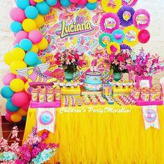 Fue una tarde llena de mucho color y diversión en compañía de @eraseunavezrecreacion y @mrponq #soyluna #soylunabirthdayparty #soylunaparty #ideasfiestasinfantiles #fiestaspersonalizadasmedellin #fiestasoyluna #cumpleañossoyluna #fiestasinfantilesmedellin #festasoyluna #soylunacake