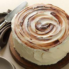 Seeking Sweetness in Everyday Life - CakeSpy - It's Not My Birthday: Marvelous Marble Swirl CakeRecipe