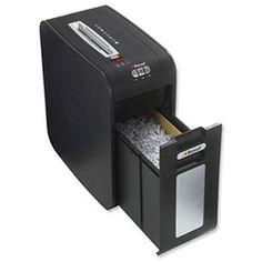 Product 226100, Description: Rexel Mercury RSX1632 Shredder Confetti Cut DIN3 P-3 Ref 2102411