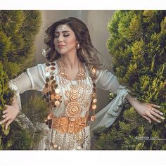 Kurdish clothes and gold