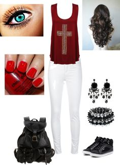 """""""Concert Outfit"""" by kaycie12 on Polyvore"""