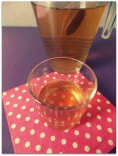 Kombucha thé vert et gingembre