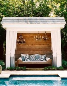 Pool: Outdoor Living Space