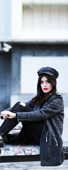 AIDA DOMENECH WEARING #MANGO #Dulceida #Fashion #Blogger