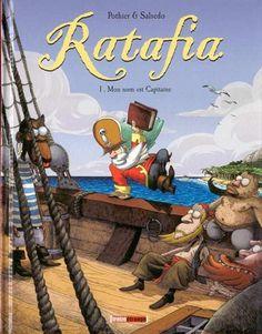 Ratafia, tome1