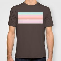 Re-Created Channels xiii #T-shirt by #Robert #S. #Lee - $18.00