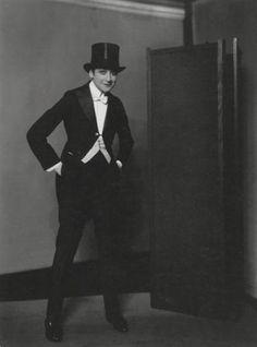 Fanny Brice by Edward Steichen for Vanity Fair c1923
