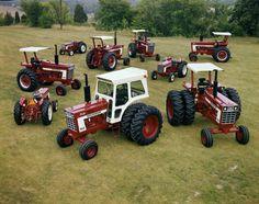 ih by Veiko Karu Antique Tractors, Vintage Tractors, Vintage Farm, Farmall Tractors, John Deere Tractors, Big Tractors, International Tractors, International Harvester, Triumph Motorcycles