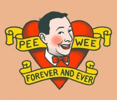 Beavis and pee wee herman