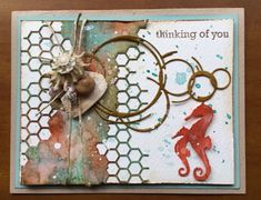Memory Box DISTRESSED BAPTISIA COLLAGE Open Studio Craft Die 30044 at Simon Says STAMP!