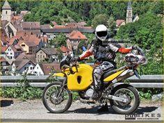 BMW F 650 GS Dakar Touratech
