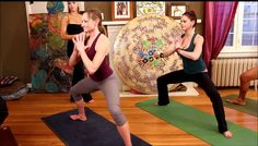 Hilary's 1 Hour Home Yoga Class