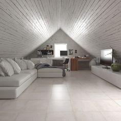 Cerámica TEIDE en color blanco de Terradecro. Tan simple y elegante a la vez!