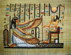 Maat e Isis