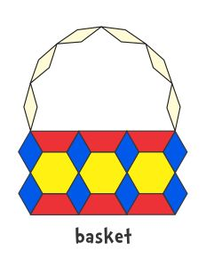 Pattern Block Printables To Make Paper Pattern Blocks And Loads Of