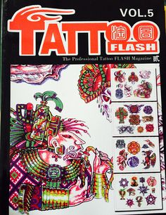Professional Tattoo Flash Magazine Book A4 40 page Sketch Tattoo Design Book Supply For Tattoo Body Art Free Shipping TB-144-5 #Affiliate