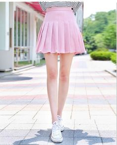 Five Korean Inspired Skirts To Try Korean Fashion 2016