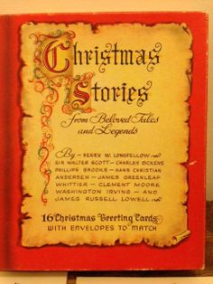 Vintage Set of Christmas Greeting Cards, 2013 Christmas Vintage Card, Christmas Greeting Card Ideas #2013 #christmas #vintage #greeting #card www.loveitsomuch.com