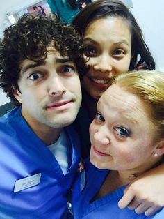 Photos and videos by Amanda Henderson ( Casualty Tv Show, Bbc Casualty, Lee Mead, Holby City, Musical Film, Favorite Tv Shows, Behind The Scenes, Amanda, Tv Series