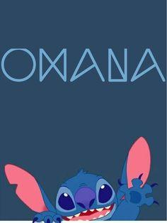 Ohana means family!!!
