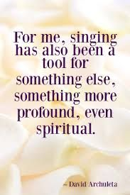 Even in Spiritual..