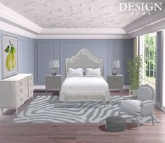 Design Home App, House Design, Bed, Furniture, Home Decor, Decoration Home, Stream Bed, Room Decor, Home Furnishings