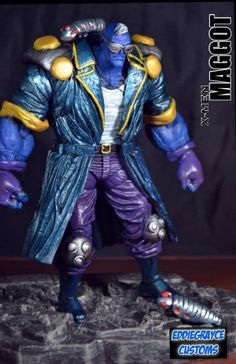 Maggot (Marvel Legends) Custom Action Figure