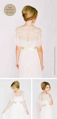 We Love Saja Wedding Dresses!