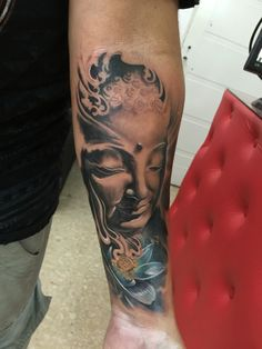 Buddha in my First session