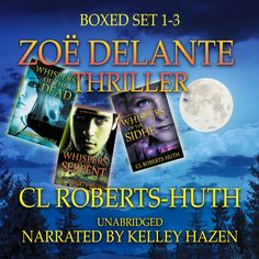 ZOE DELANTE THRILLER Box Set is here! 'Shiver in place' this Halloween with over 30 hours of spine tingling wiccan, werewolves, serpents and fairies as well as one of the cleverest anti-heroines ever written. U WILL LOVE ZOE! Thriller, Baltimore City, Award Winning Books, Very Scary, Hopes And Dreams, City Limits, Dark Night, Coven, Serial Killers