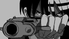 Death the Kid - Soul Eater