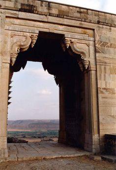 Chittorgarh, East gate, India